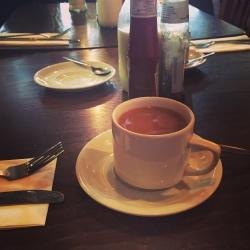 Bottomless tea/coffee!